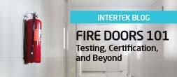 Fire Door Blog