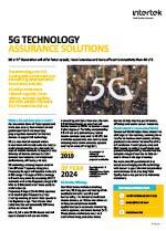 5G Technology Fact Sheet