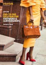 Footwear Leathergoods Brochure
