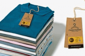 High Performance Mark for Clothing