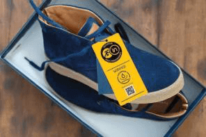 High Performance Mark for Footwear