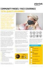 Fabric & Community Mask Testing Solutions