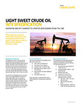 Opportunity Crude Oil
