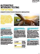 Automotive Interiors Top 10