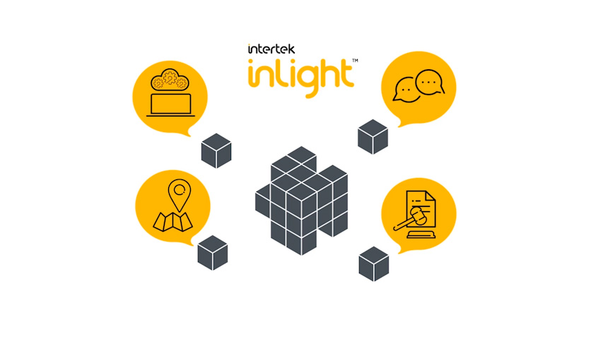inlight network bringing intertek supply chain compliance
